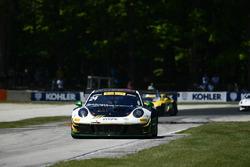 #24 Alegra Motorsports Porsche 911 GT3 R: Michael Christensen