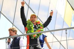 LMP2 podium: winner Roman Rusinov, G-Drive Racing