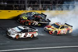 Brad Keselowski, Team Penske, Ford Fusion Discount Tire, Martin Truex Jr., Furniture Row Racing, Toy