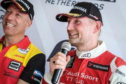 Bernhard van Oranje, Bas Koeten Racing Audi RS3 LMS