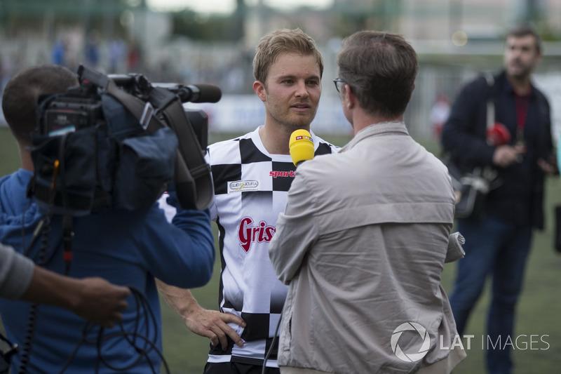 Nico Rosberg, Duta Mercedes-Benz
