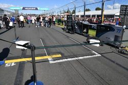 Grid slot for Valtteri Bottas, Mercedes-AMG F1 W09 EQ Power+