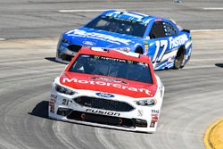 Paul Menard, Wood Brothers Racing, Ford Fusion Motorcraft / Quick Lane Tire & Auto Center, Ricky Ste