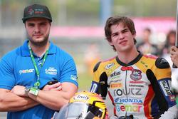 Jaimie Van Sikkelerus, Gemar Team Lorini Honda
