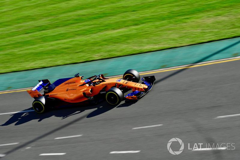 GP de Australia Fernando Alonso