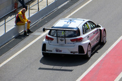 Thed Björk, YMR Hyundai i30 N TCR, Tom Coronel, Boutsen Ginion Racing