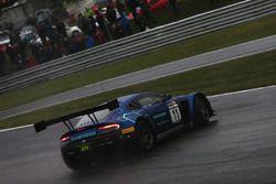 #11 TF Sport Aston Martin V12 Vantage: Mark Farmer, Nicki Thiim spins