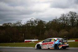 Matt Simpson, Simpson Racing Honda Civic Type Rt