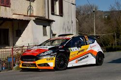 Luca Panzani, Francesco Pinelli, Ford Fiesta R5, Art Motorsport