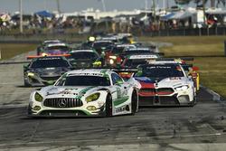 Йерун Блекемолен, Бен Китинг, Лука Штольц, Riley Motorsports, Mercedes AMG GT3 (№33)