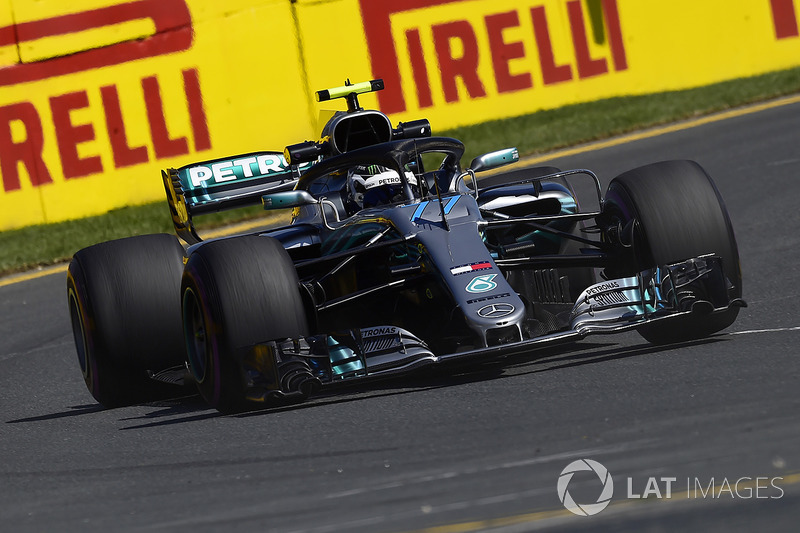 3. Valtteri Bottas, Mercedes-AMG F1 W09 EQ Power
