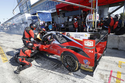 #38 Performance Tech Motorsports ORECA LMP2, P: James French, Kyle Masson, Joel Miller, Patricio O'Ward, pit stop
