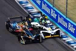 Лукас ди Грасси, Audi Sport ABT Schaeffler, и Жан-Эрик Вернь, Techeetah