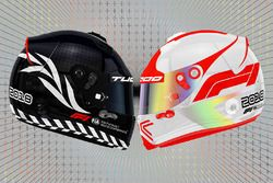 F1 logo proposed helmet designs
