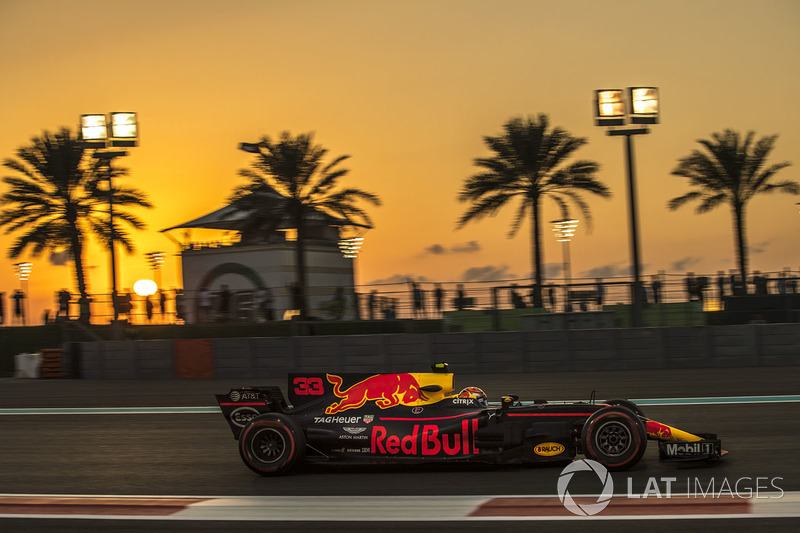 6. Max Verstappen, Red Bull Racing RB13