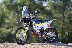 Husqvarna FR 450 Rally de Andrew Short