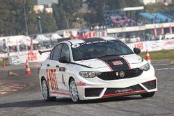 TOSFED Yıldızını arıyor ilk yarış, Fiat Egea TC