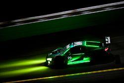 #29 Montaplast by Land-Motorsport Audi R8 LMS GT3, GTD: Christopher Mies, Sheldon van der Linde, Jef