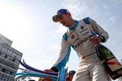 Le troisième, Sébastien Buemi, Renault e.Dams