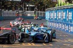 Alex Lynn, DS Virgin Racing Nicolas Prost, Renault e.Dams, Oliver Turvey, NIO Formula E Team