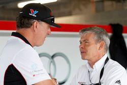 Steven McLaughlan, Audi Sport Customer Racing, Dirk Spohr