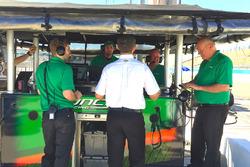 Juncos Racing teamleden