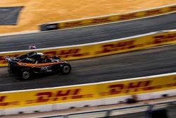 Mansour Chebli of Team Lebanon driving the ROC Car