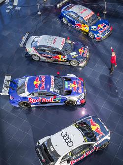 Маттиас Экстрём, автомобили DTM и EKS Audi S1 quattro для ралли-кросса