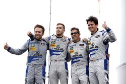 #15 3GT Racing Lexus RCF GT3: Jack Hawksworth, David Heinemeier Hansson, Scott Pruett, Dominik Farnb