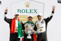 #5 Action Express Racing Cadillac DPi, P: Joao Barbosa, Christian Fittipaldi, Filipe Albuquerque, podium