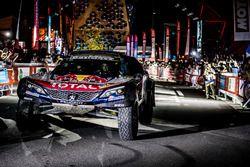 1. #303 Peugeot Sport Peugeot 3008 DKR: Carlos Sainz, Lucas Cruz