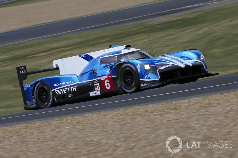 9. Оливер Роуленд, Алекс Брандл, Оливер Тёрви, CEFC TRSM Racing, Ginetta G60-LT-P1 (№6)