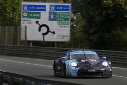#77 Proton Competition Porsche 911 RSR: Крістіан Ріід, Жюльєн Андлое, Метт Кампбелл