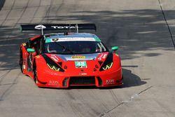 #48 Paul Miller Racing Lamborghini Huracan GT3, GTD: Madison Snow, Bryan Sellers Art Fleischmann
