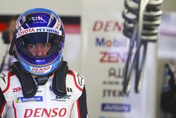 Фернандо Алонсо, Toyota Gazoo Racing, Toyota TS050 #8