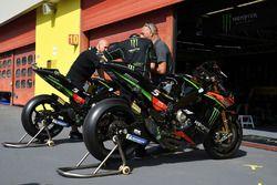 Bikes of Johann Zarco, Monster Yamaha Tech 3