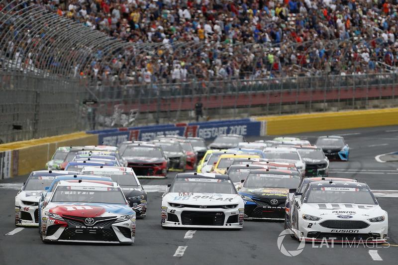 Stock Car: NASCAR Cup