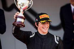 Podio: Roberto Merhi, MP Motorsport