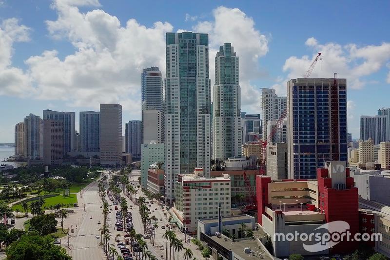 A Miami Nagydíj helyszíne