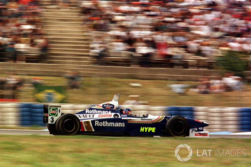 1997: Jacques Villeneuve, Williams