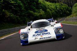 Hans-Joachim Stuck, Porsche 956 C