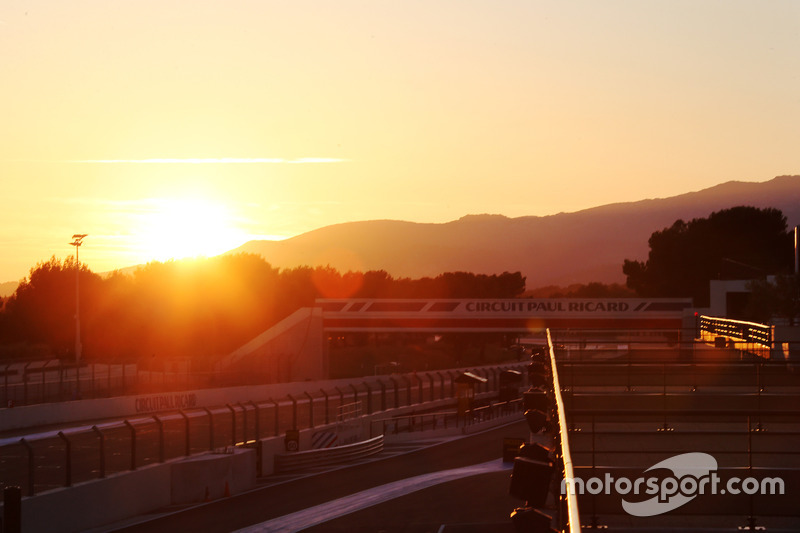Atmosfera a Le Castellet