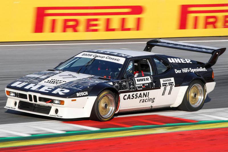 Christian Danner, BMW M1