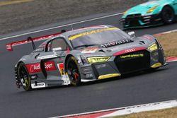 #21 Hitotsuyama Audi R8 LMS