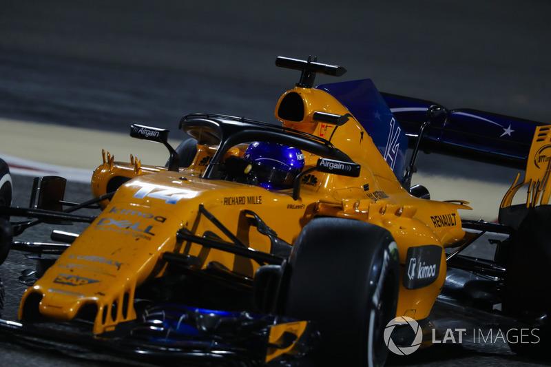 Alonso 2014'ten sonra ilk kez