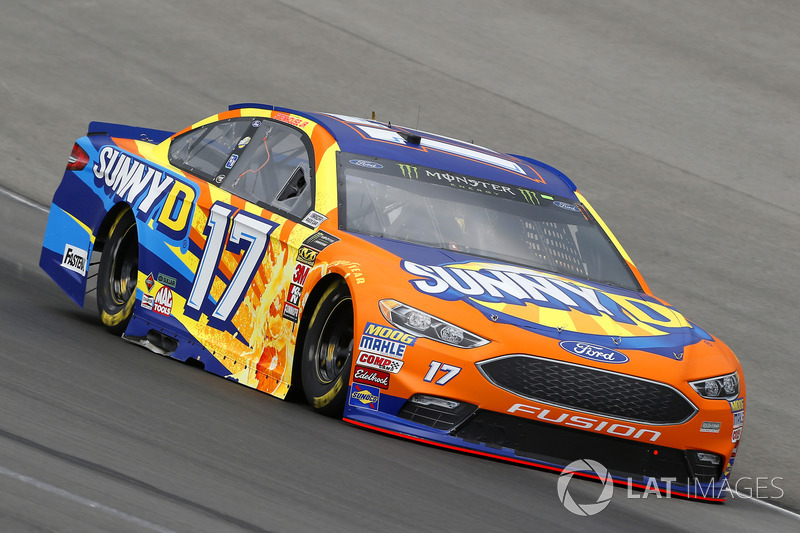 26. Ricky Stenhouse Jr., No. 17 Roush Fenway Racing Ford Fusion