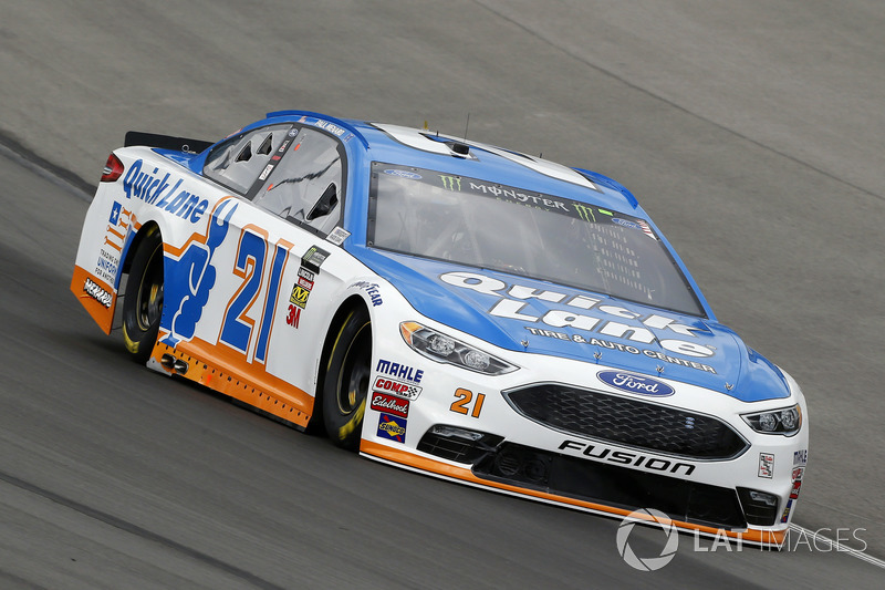 19. Paul Menard, No. 21 Wood Brothers Racing Ford Fusion