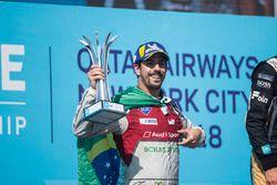 Lucas di Grassi, Audi Sport ABT Schaeffler, finishes 2nd