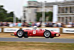 Arturo Merzario Ferrari 156 Sharknose