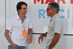 Esteban Gutierrez, and Mario Thiessen
